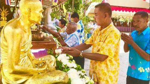 Songkran Fetival